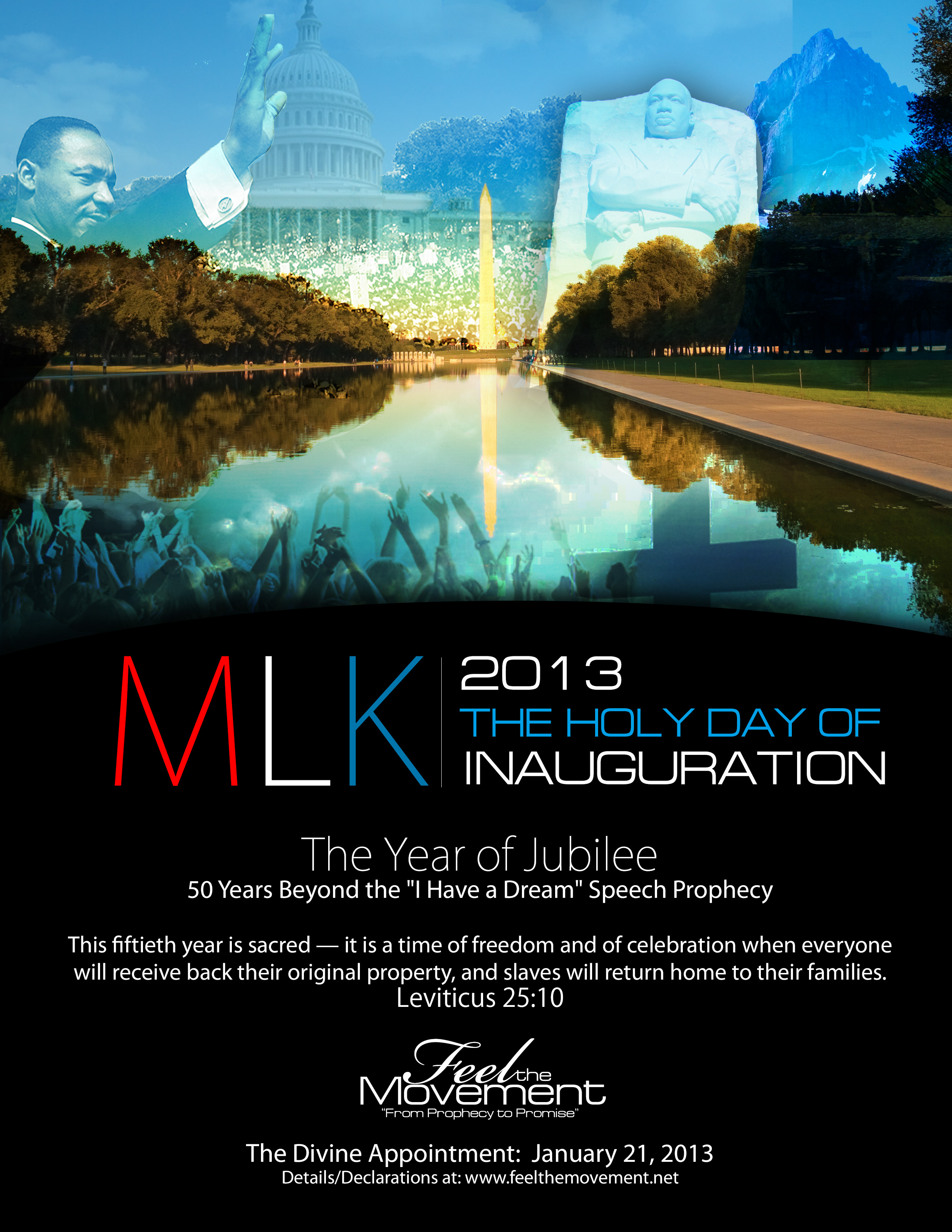 MLK_2013_The Holy Day of Inauguration_January_21