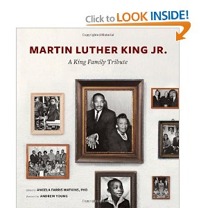 MLK  Tribute Book