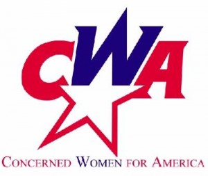 Concerned Women of America Logo