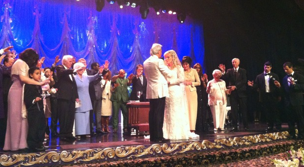 Benny Hinn Remarried