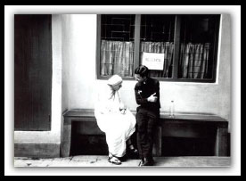 St. Teresa of Calcutta and Fr. Frank Pavone